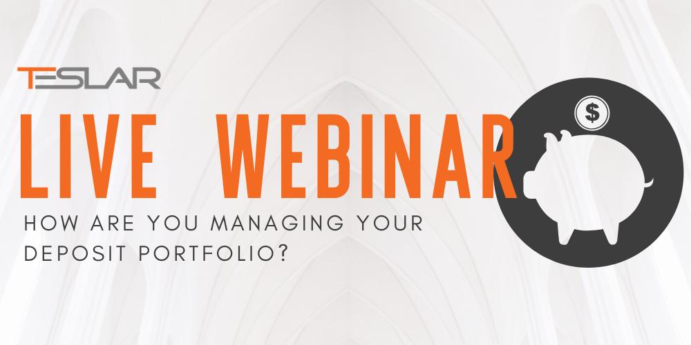 How Are You Managing Your Deposit Portfolio?
