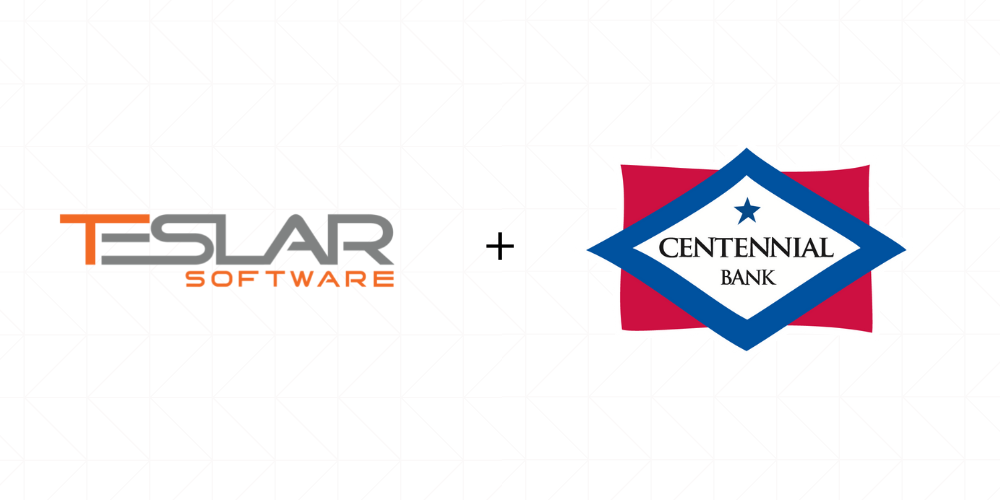 Centennial Bank Implements Teslar Software to Support Commercial Lending Strategy