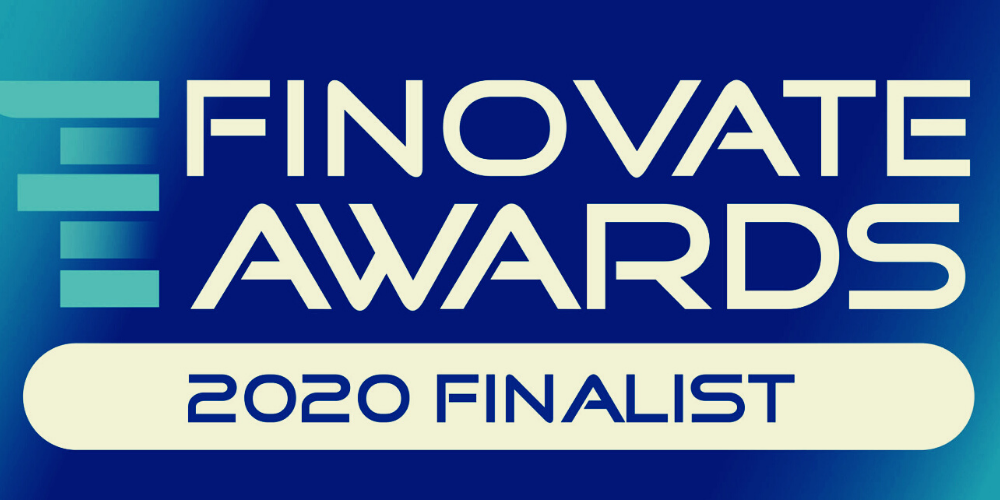Finovate Awards 2020 Finalist