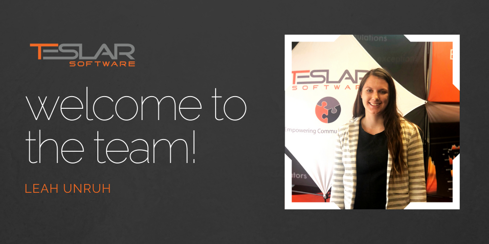 Welcome Leah to the team!